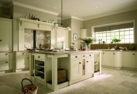 Classic Country Kitchen. #country