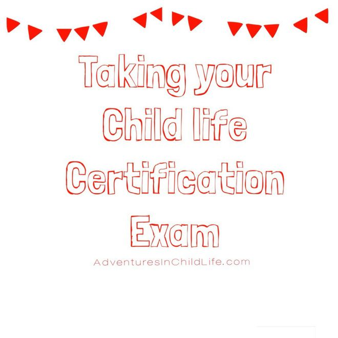 This pin gives tips and procedures for how to best study for your Child Life  exam and what the best information to know is.