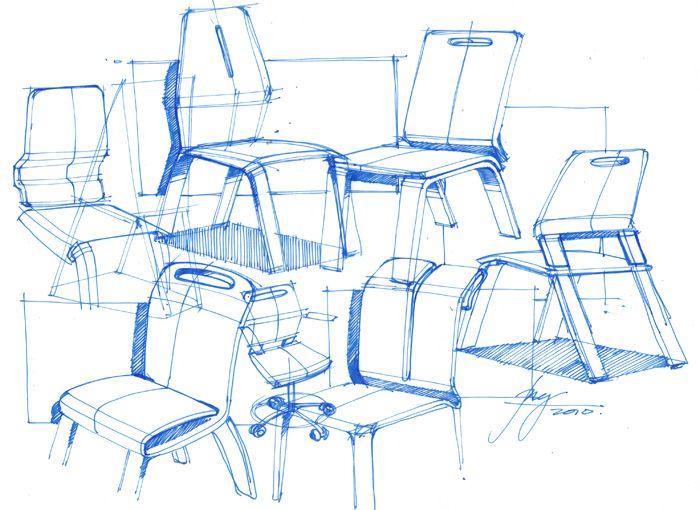 114 Best Furniture Sketches Images On Pinterest