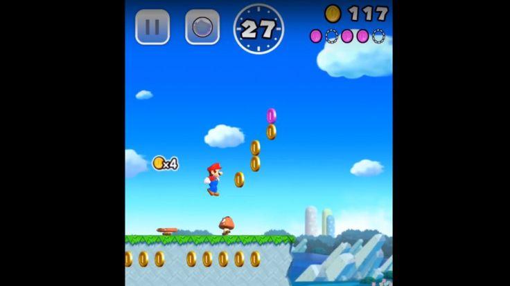 """Nintendo bringt Super Mario in Apples App Store und iOS. Das neue Jump 'n' Run heißt """"Super Mario Run"""" und erscheint noch 2016 für euer iPhone oder iPad. In diesem Abenteuer steuert ihr Mario nur..."""