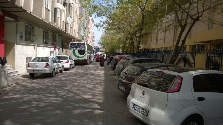 İstanbulspor Deplasmanı - Bahçelievler İl Özel İdare Stadı