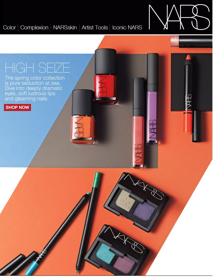 Nars   Email Design   Product Styling