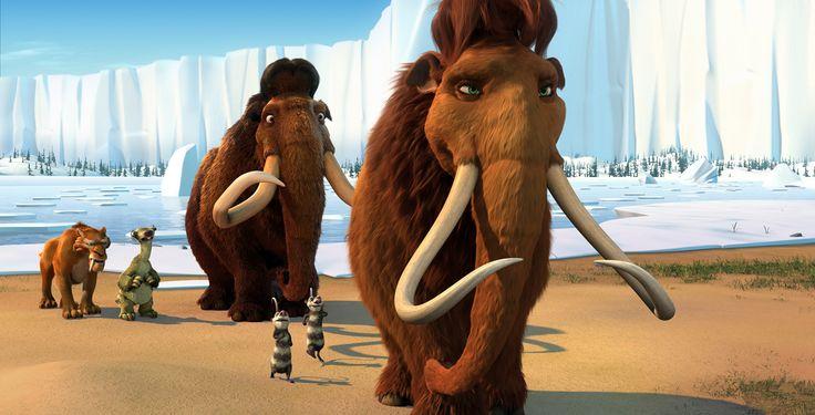 """""""Ice Age 2 – Jetzt taut´s"""" - Kino-Tipp – Im zweiten Teil von """"Ice Age"""" möchte Mammut Manny eine Familie gründen."""