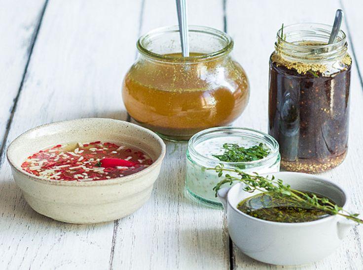 Vietnamesische Marinade, Buttermilch Marinade oder dunkle BBQ Marinade - entdecke leckere Rezepte für Grillmarinaden im Springlane Magazin.