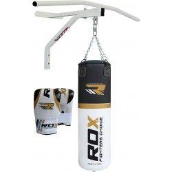RDX Moderno 5ft  Saco Boxeo Con Soporte Barra Dominada