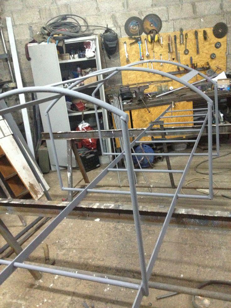 Escalera Marinera hierro http://ibiferre.blogspot.com/