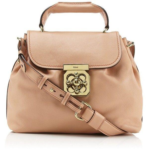 CHLOÉ Small Elsie Shoulder BagChloé Small, Coaches Handbags, Chanel Handbags, Shoulder Bags, Chanel Bags, Design Handbags, Elsie Shoulder, Small Elsie, Lv Bags