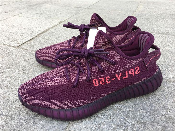 Adidas Yeezy Boost 350 V2 Red Night
