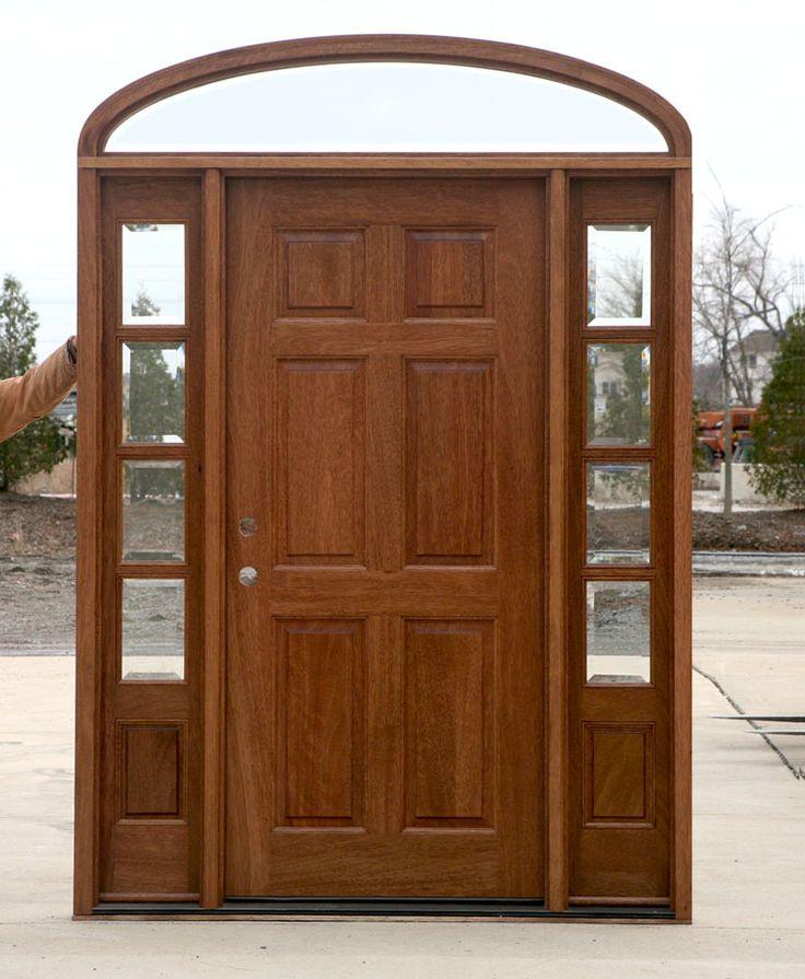 18 Best Front Doors Images On Pinterest Entrance Doors Front