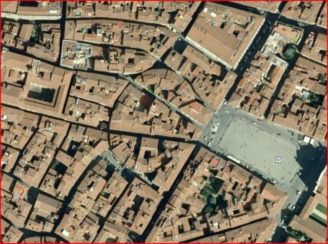 Traza: Organización de la estructura urbana en relación al suelo y vialidad.