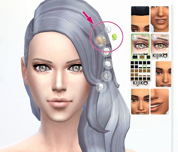 Sims 4 Cc Eyelashes 3d