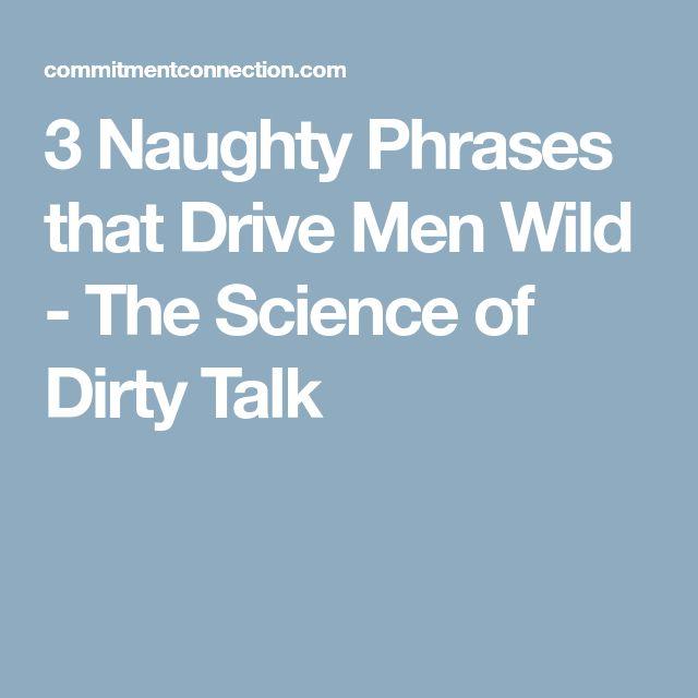 Naughty talk phrases
