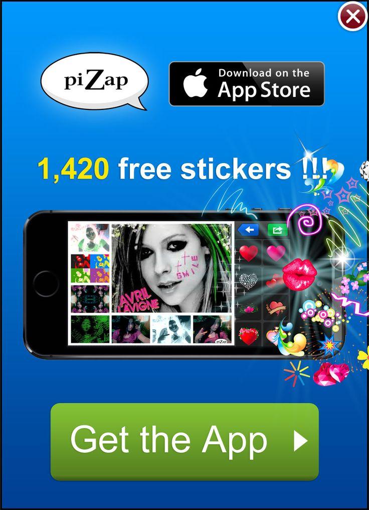 piZap iPhone app
