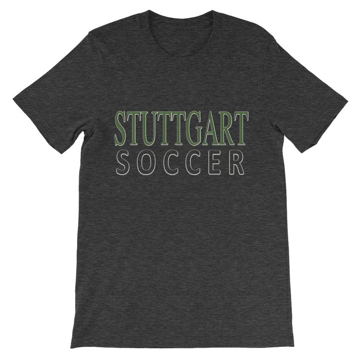 Ladies & Men Stuttgart Soccer T-Shirt