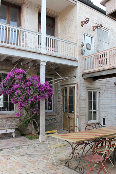 i want to go to there #neworleans #nolaOrleans Lower, Gardens District, Neworleans Nola, Orleans Outdoor Courtyards, Lower Gardens, Courtyards New Orleans, Orleans Outdoorcourtyard, Outdoor Spaces, Orleans Courtyards