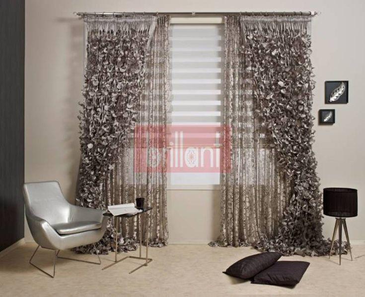 cortinas modernas diseos diferentes para vestir tu casa
