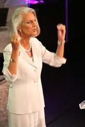 """Anne Graham Lotz - Called """"the best preacher in the family"""" by her father, Billy Graham, Anne Graham Lotz speaks around the globe with the wisdom and authority of years spent studying God's Word."""