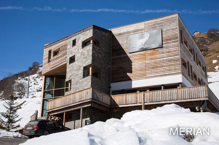 Hotel Steinbock in Vals in Graubünden