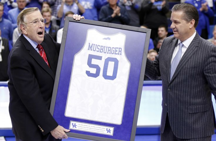 'I'm gonna miss games like this': Brent Musburger ends broadcasting career #Sport #iNewsPhoto