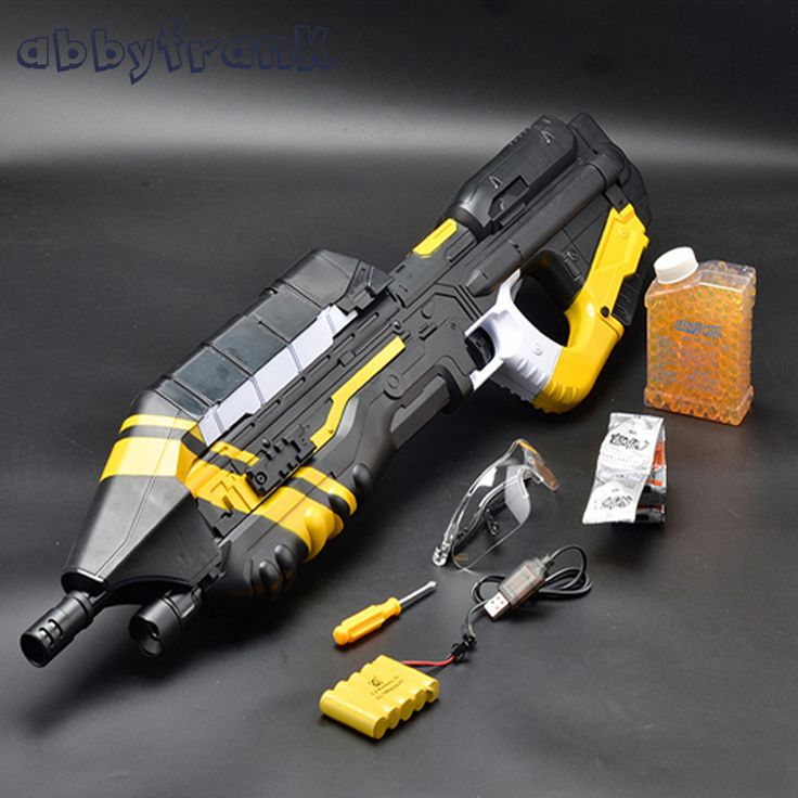 ==> [Free Shipping] Buy Best Abbyfrank MA5C Electric Toy Gun With Electric Water Bullet Bursts Gun Battle CS Interactive Gun Sniper Rifle Kids Toys Online with LOWEST Price | 32751166722