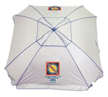 Total Sun Block 7' Beach Umbrella   Blocks 99.8% of all UVA & UVB rays.   #riobrands