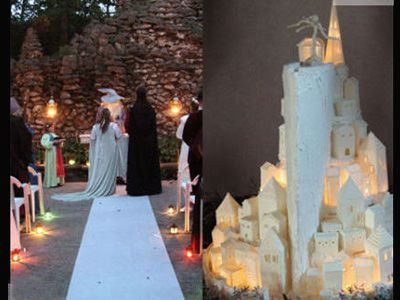 25 best Lord of the Rings Inspired Wedding images on Pinterest