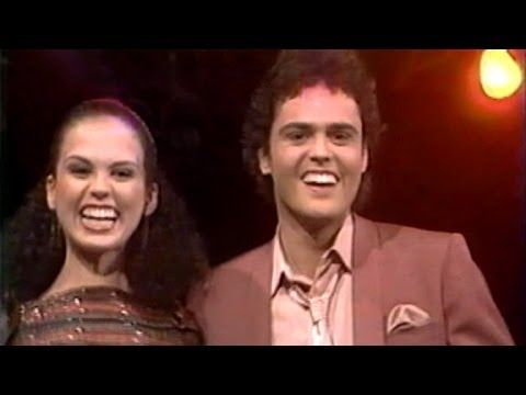 Marie in lilac sparkly suit singing 'can't smile without you'.  Entire Donny & Marie Osmond Show With Cheryl Tiegs, Harvey Korman, Buddy Hackett - YouTube