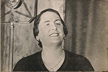 Dolores Ibárruri - la pasionaria nel 1936