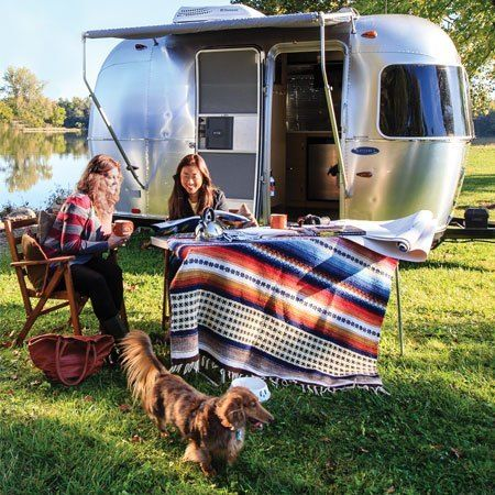 The Airstream Sport is an ultra-towable, premium compact travel trailer that sets you free to hitch-up and go, without leaving behind the comforts of home. It's spacious yet outstandingly fuel-efficient; lightweight but packed with features including water, shower, lights and range; and easy to tow efficiently with sport utility vehicles.