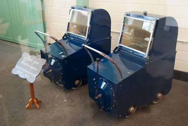 anti gas kinderwagens