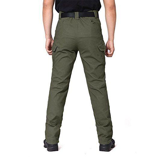 Tacvasen Tactico Militar Hombres Urbano Al Aire Libre Tramo Pantalones De Carga Amazon Es Deportes Y Aire Libre Ropa Tactica Ropa Pantalones