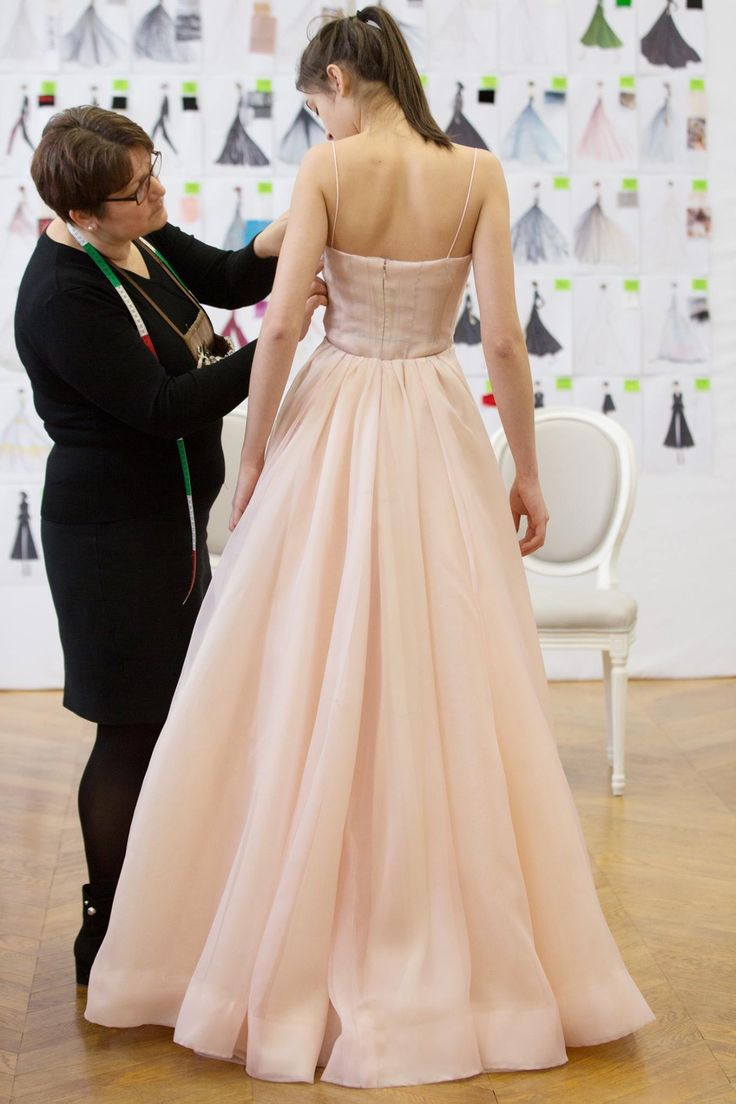 Long before our Artistic Director Maria Grazia Chiuri's dresses hit the catwalk, the action was focused in our ateliers filled with uniquely-skilled petites mains in possession of the amazing Dior savoir-faire. Unveil all of the ultimate in savoir-faire on.diormag.com/couture-ss17.