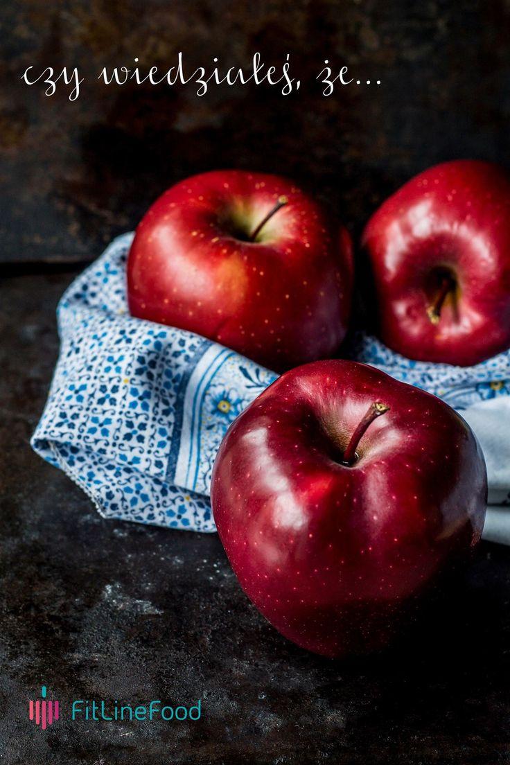 Czy wiedziałeś, że jedzenie jabłek jest znaczącym elementem profilaktyki chorób cywilizacyjnych, w tym nowotworów? / Did you know, that eating apples helps with preventing diseases of modern civilization, including all types of cancers.