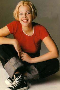 Drew Barrymore 90s   Drew Barrymore 90s on Pinterest   Drew Barrymore, Liv Tyler 90s and ...