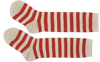 Awesome Costume Accessories Rag Doll Or Elf Youth Socks just added...