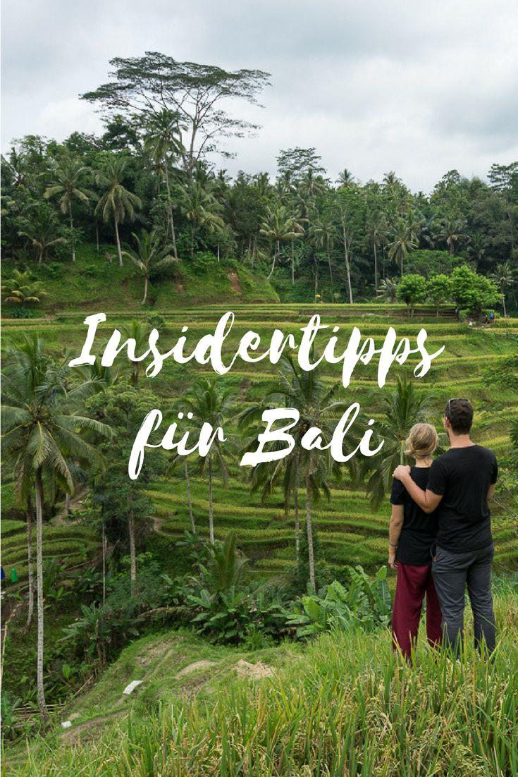 Bali: 8 consejos de expertos para que sus vacaciones en Bali sean únicas