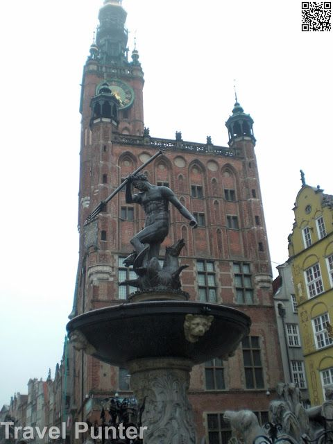 Neptune Fountain #Gdansk