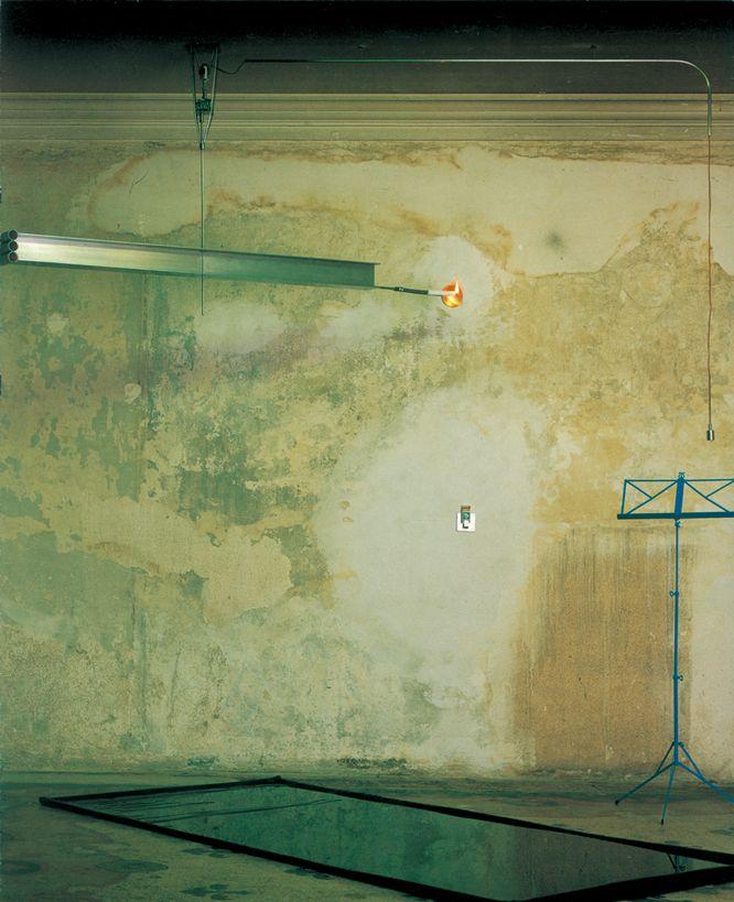 コープ・ヒンメルブラウ、幻の照明が25年ぶりに展示! | casabrutus.com
