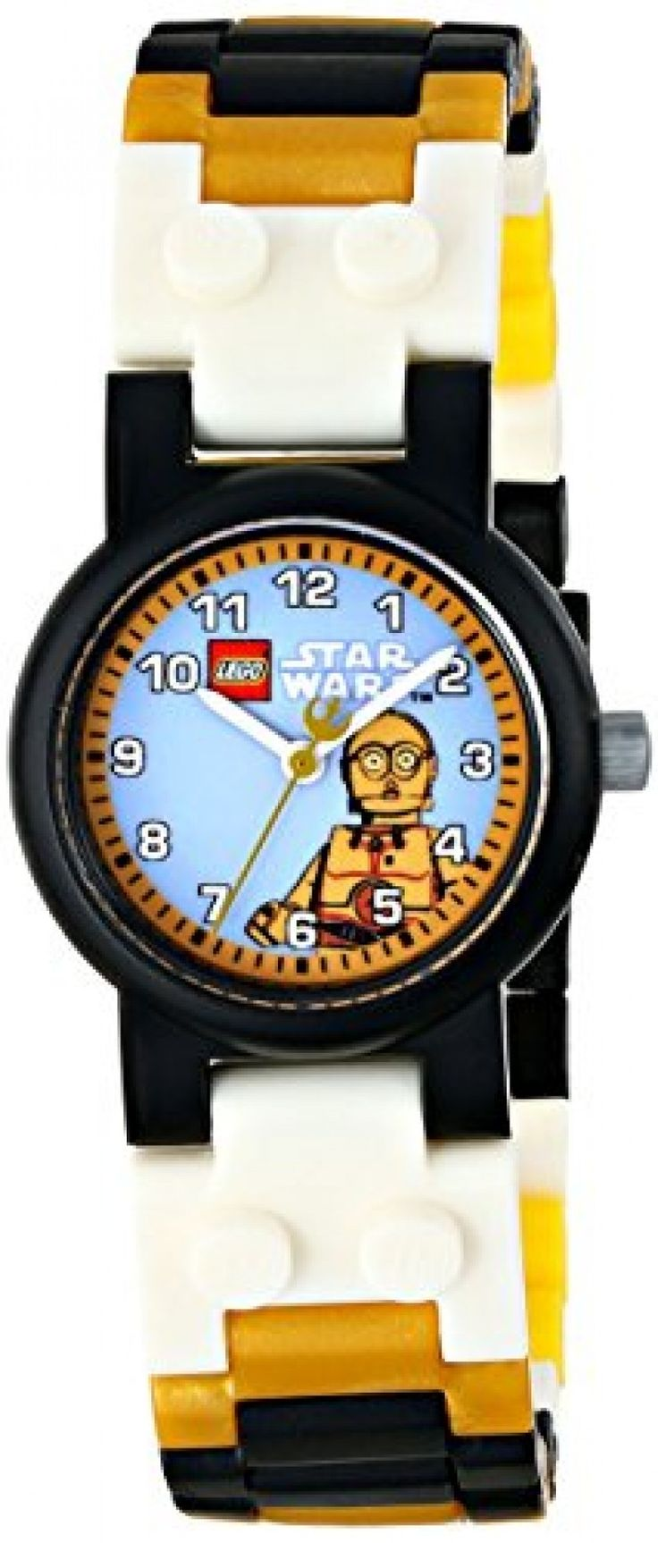 Lego C3PO Kids 9002960 For my other cutie patootie nephew! These watches are so cute!