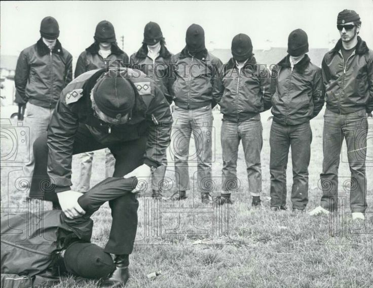 UDA unarmed combat training