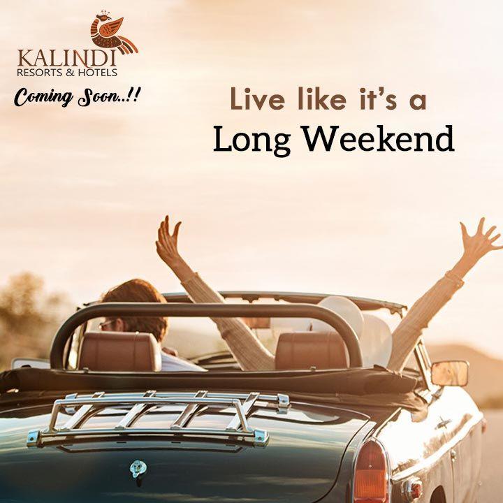 Happy Weekends everybody!