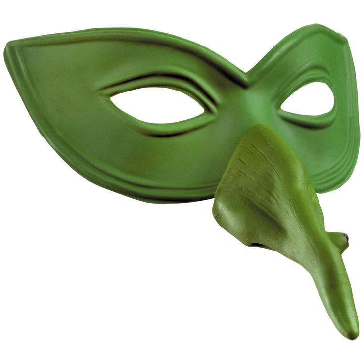 Witch Nose Eye Mask