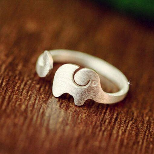 2016 merk creative olifant ring handgemaakte verzilverd ringen ringen voor vrouwen teen ring opening ringen gratis verzending in        zorgen voor de beste kwaliteit    & van ringen op AliExpress.com | Alibaba Groep