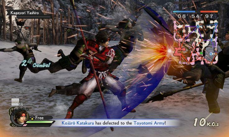 Detallada la campaña de reservas de Samurai Warriors 4 Empires