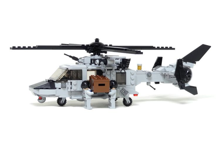 LEGO War Falcon Multipurpose Helicopter 7 | by popo lego