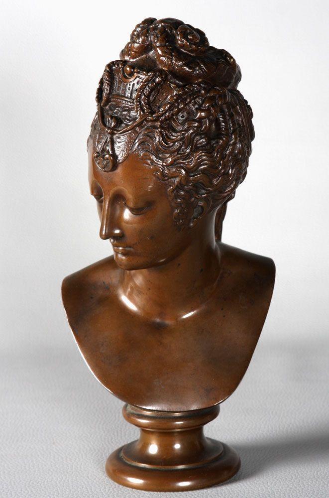 bronze du 19 me siecle diane de poitiers f barbedienne cachet r duction 30cm barbedienne. Black Bedroom Furniture Sets. Home Design Ideas