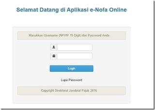 Solusi Mengatasi Masalah Error Gagal Meminta Nomor Seri Faktur Pajak Di E-Nofa Onlinecara ngeblog di http://www.nbcdns.com