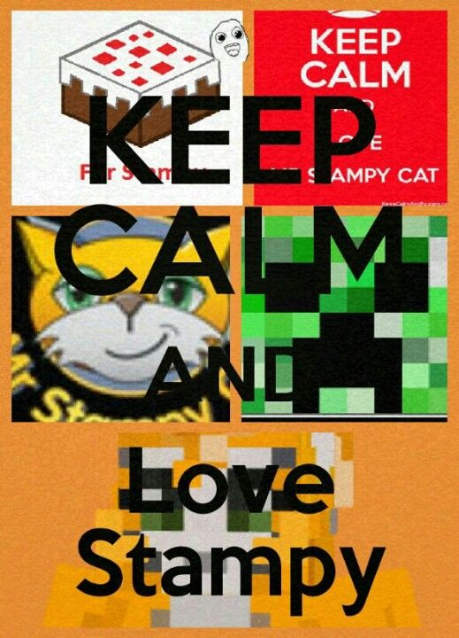 Made this 2 remember the awesome minecraft youtuber Stampylonghead
