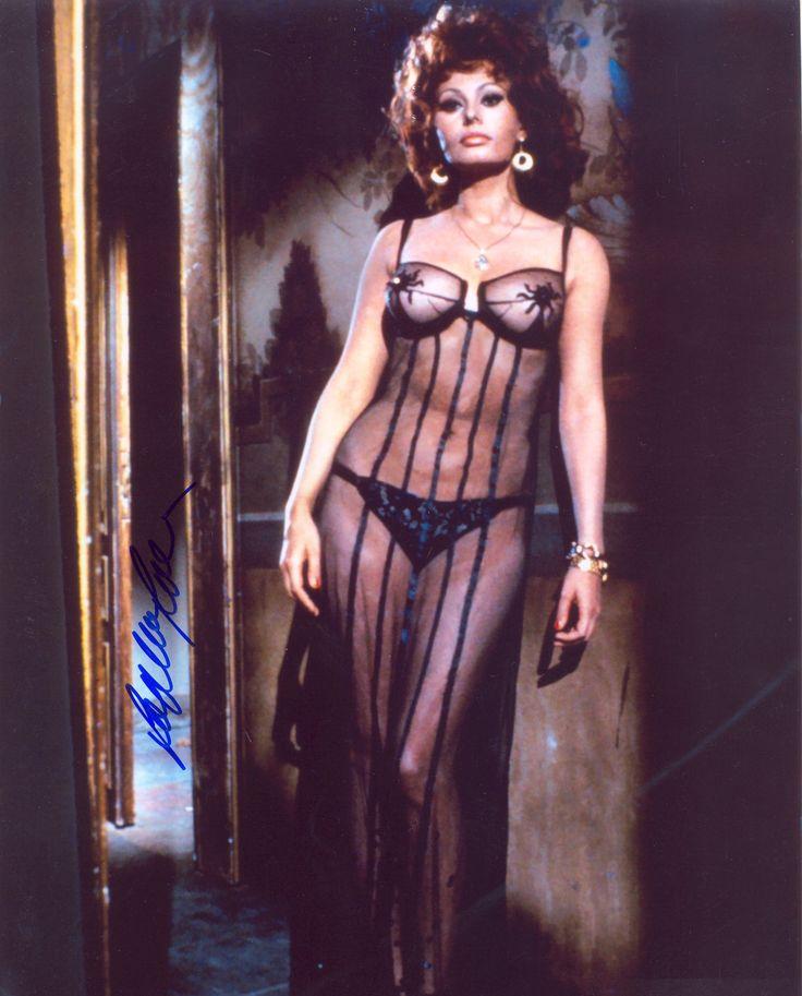 Sophia Loren Hot  Sophia Loren Sexy Revealing Full Body -4209