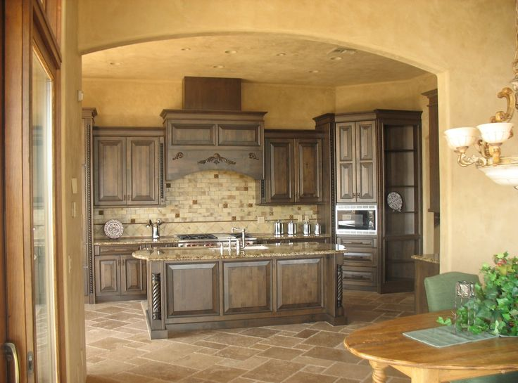 15 Best Tuscan Kitchen Images On Pinterest